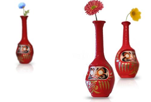 DARMA Formless 花瓶だるま