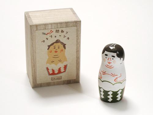 関取マトリョーシカ 福家聡子